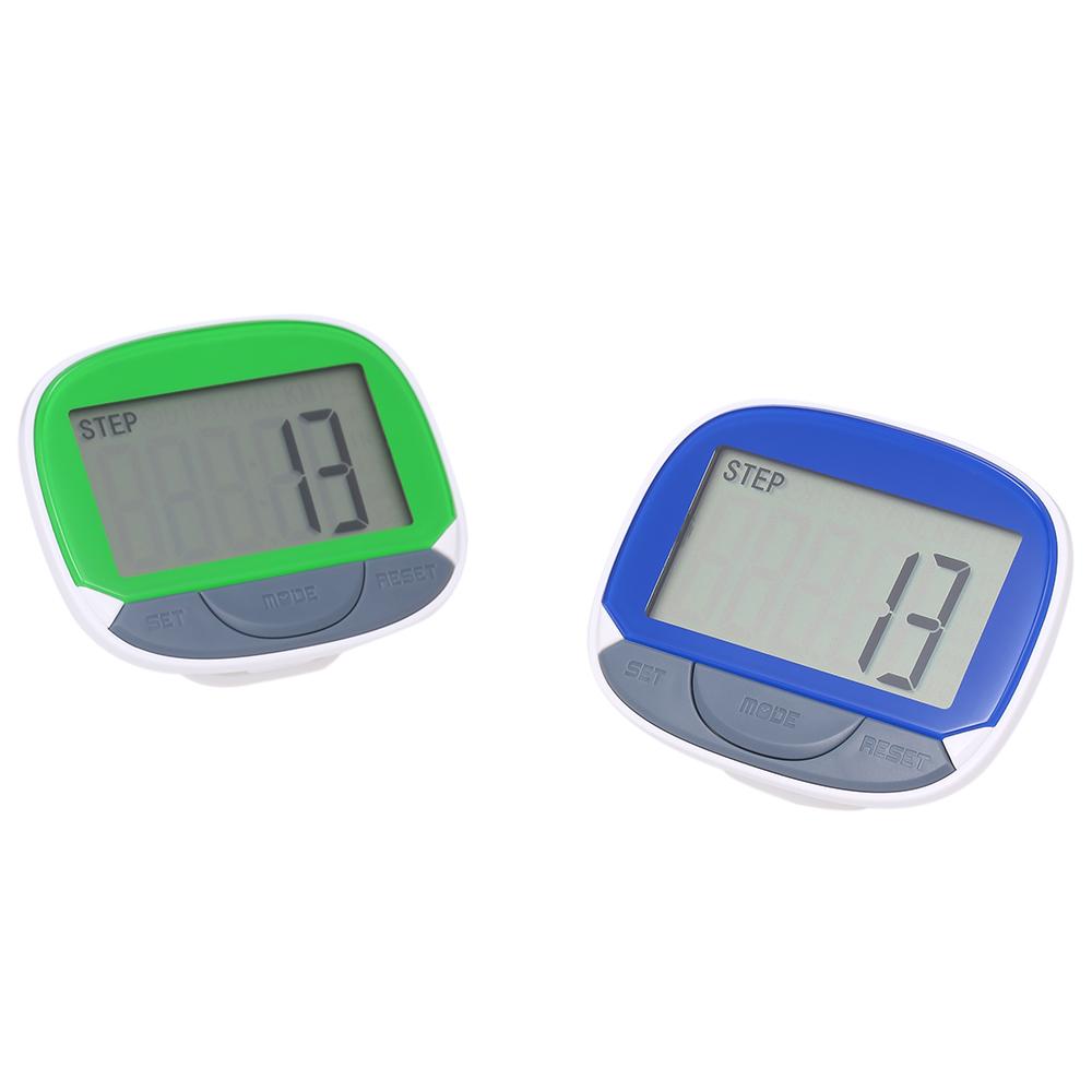 LCD Digital Multi Pedometer 3D Sensor Kalorienzähler AB