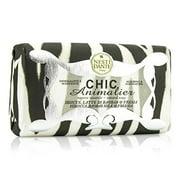 Chic Animalier Natural Soap - Hibiscus  Baobab Milk & Freesia 8.8oz