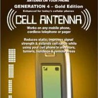 Cell Phone PDA Antenna Booster (Generation 4)