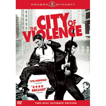 The City of Violence (DVD) - Party City On
