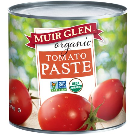 Muir Glen™ Organic Tomato Paste 112 oz. Can