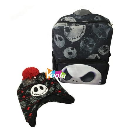 Nightmare Before Christmas Top Hat (Nightmare Before Christmas Jack 12