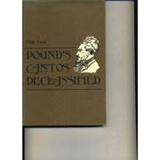 Pound's Cantos Declassified - eBook