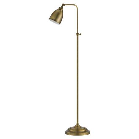 Cal Lighting BO-2032FL Pharmacy Floor Lamp with Adjustable Pole