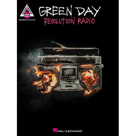 Green Day - Revolution Radio: Accurate Tab Edition (Paperback) Revolution Die Tabs