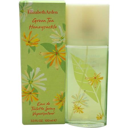 64ea997ff47c Elizabeth Arden Green Tea Honeysuckle EDT Spray, 3.3 fl oz - Walmart.com