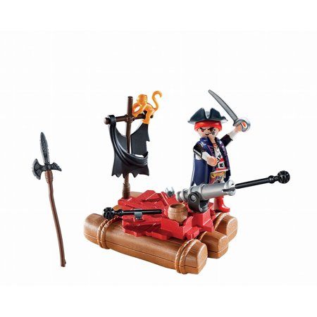- PLAYMOBIL Pirate Raft Carry Case
