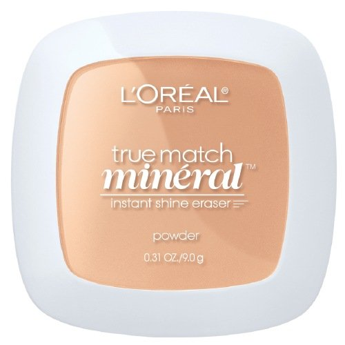L'Oreal Paris Instant Shine Eraser Powder (2 Pack) (413 Sun Beige), L'Oreal Paris Instant Shine Eraser Powder (2 Pack) (413 Sun Beige) By LOreal Paris