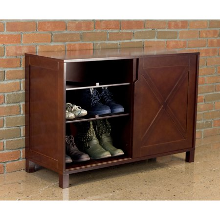 Merry Products Wood (Merry Products  Windsor Wood Shoe Dresser)