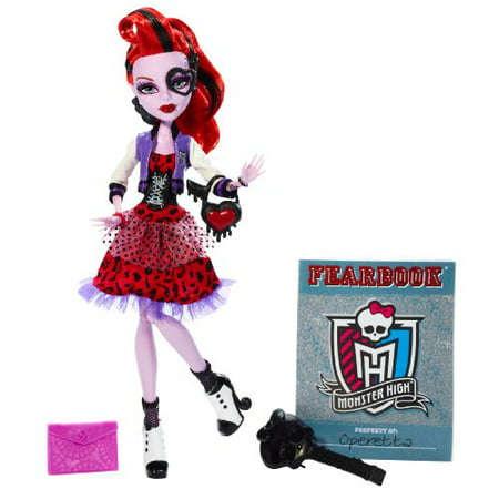 Monster High Picture Day Operetta Doll - image 1 of 1