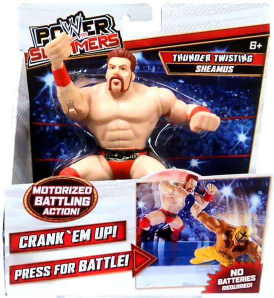WWE Power Slammers Wrestling Ring