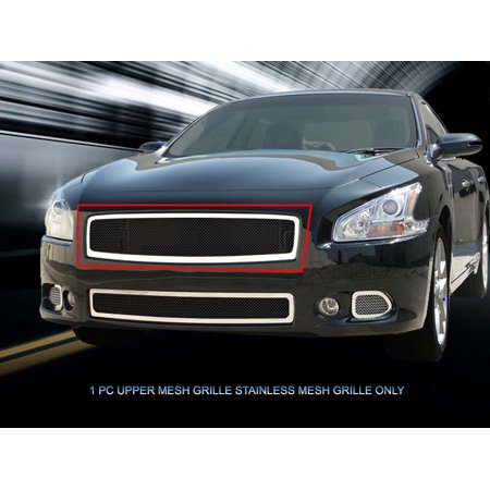 Fedar Main Upper Wire Mesh Grille for 2009-2014 Nissan