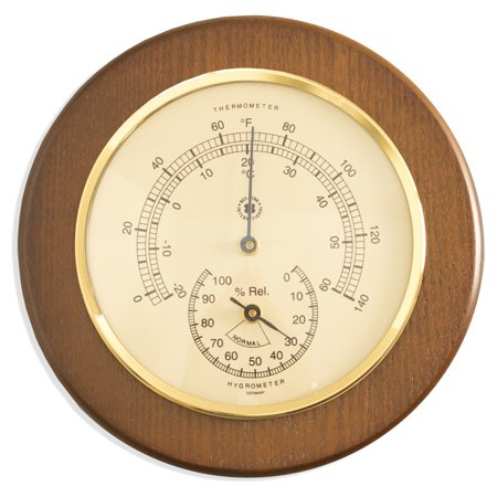 - Bey Berk Thermometer With Hygrometer On 5