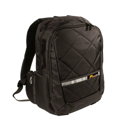 15.6 inch Laptop Backpack, rooCASE Travel Mate Laptop Carrying Bag Backpack for MacBook Pro 15, 15-inch Laptop and Tablet