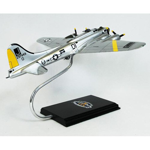 Daron Worldwide Boeing B-17G Liberty Bell Model Airplane by Toys and Models Corporation