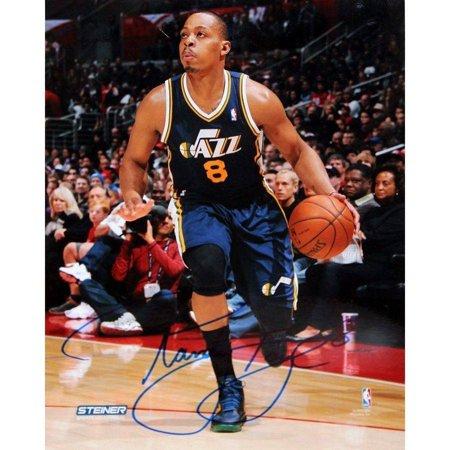 "Randy Foye Utah Jazz Shooting Three-Pointer Signed 8"" x 10"" Photo by"