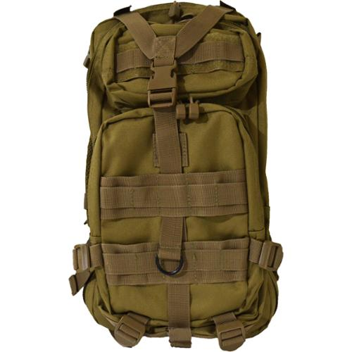 WFS Medium Nylon Tactical Transport  Day Pack TB-511 Coyote
