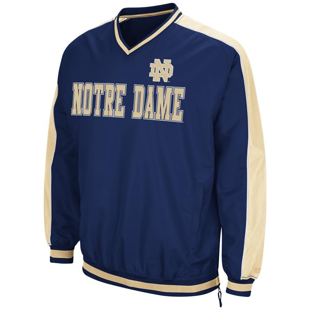 Notre Dame Fighting Irish Men's Windbreaker Jacket by Colosseum