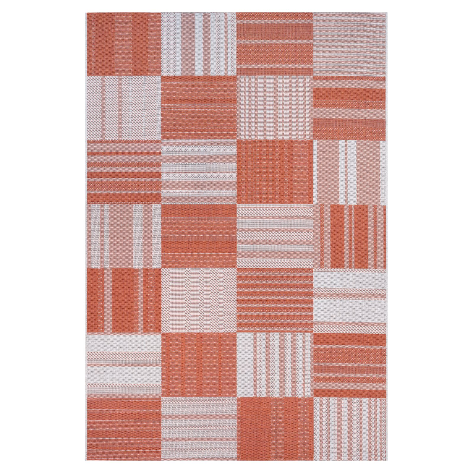 Couristan Afuera Patchwork Indoor / Outdoor Area Rug