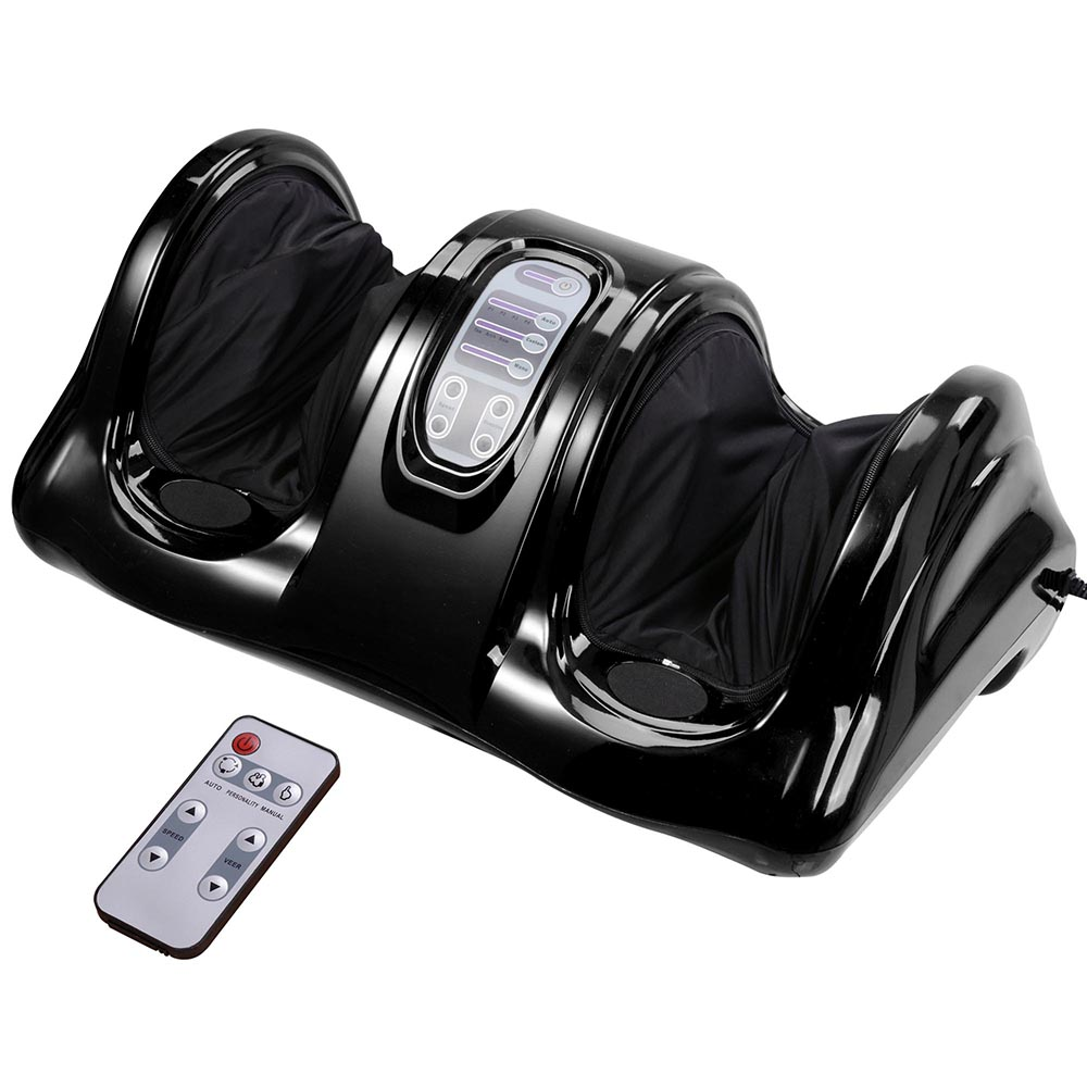 Aw Kneading Rolling Foot Leg Massager Calf w/ Remote Cont...