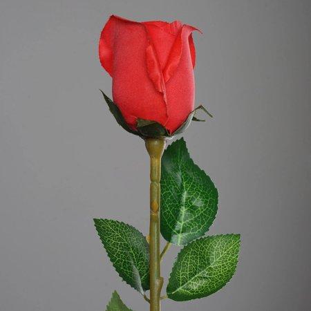 Balsacircle 24 Single Stems Silk Artificial Roses Diy Home Wedding