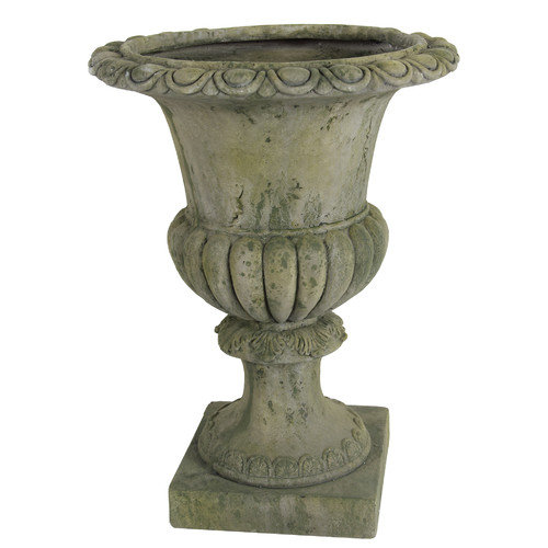 A&B Home Group, Inc Round Urn Planter