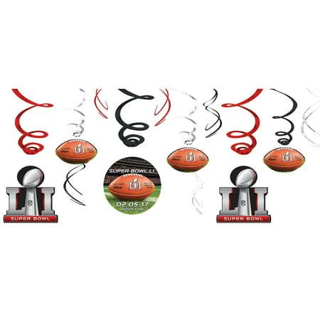 Amscan Super Bowl LI 51 NFL Stadium 26
