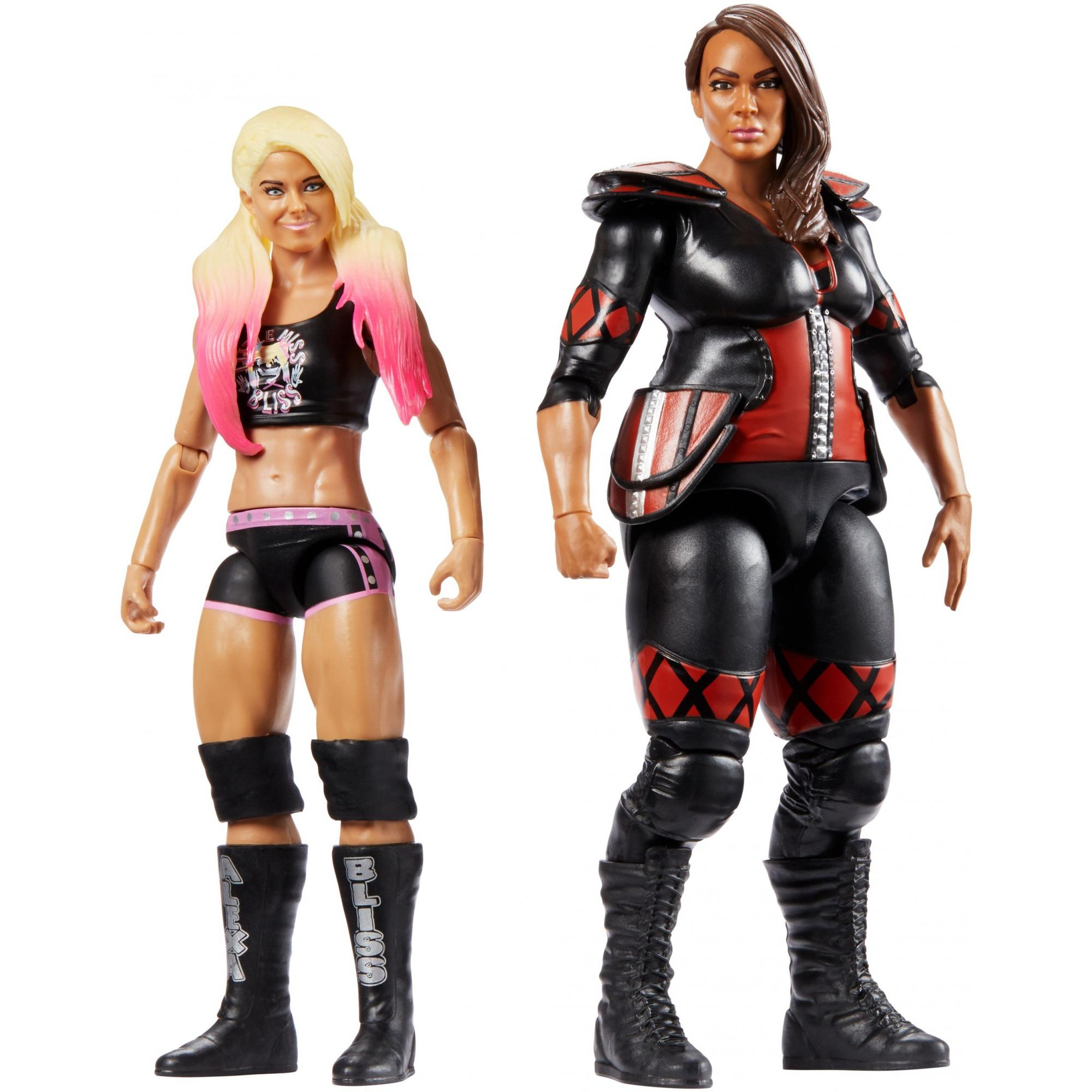 WWE Nia Jax & Alexa Bliss 2-Pack
