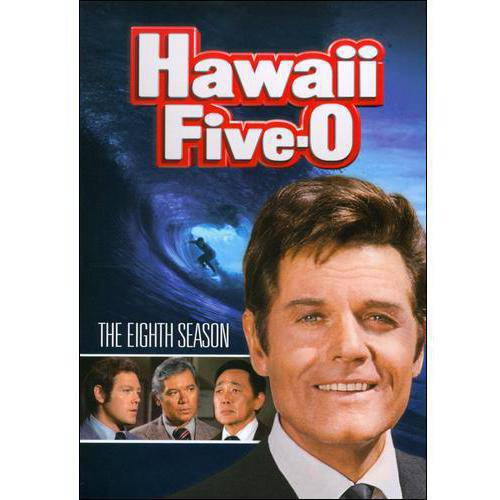 Hawaii Five-O: The Eighth Season (Full Frame)