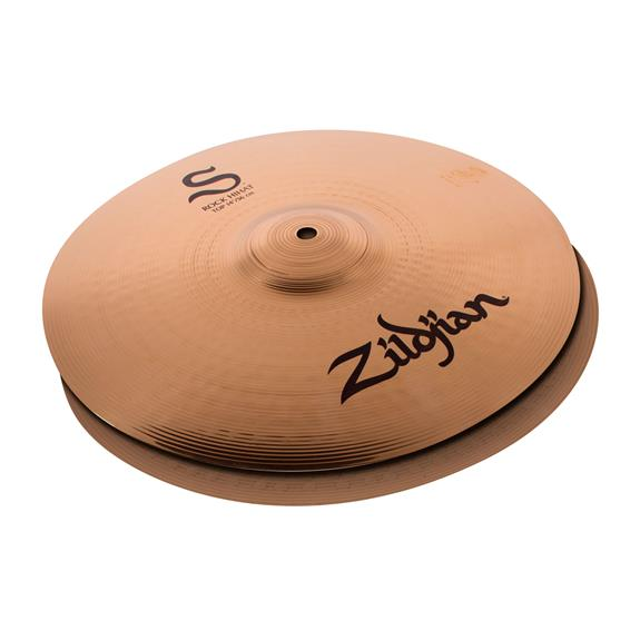 Zildjian S14RPR 14 Inch S Series Rock Hi Hat Cymbal Set Pair by Zildjian