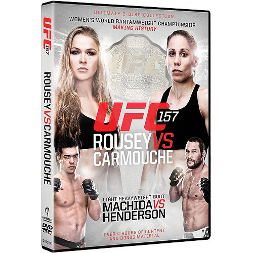 UFC: 157: Rousey Vs. Carmouche (Ultimate 2-Disc Collection) (Widescreen)