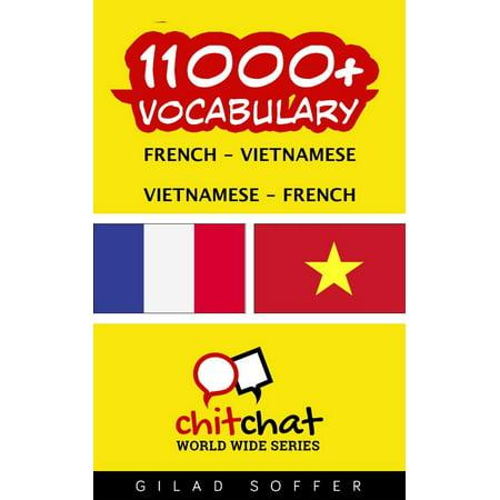 11000+ Vocabulary French - Vietnamese - - Halloween Vocabulary French