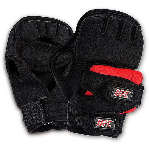 UFC MMA Weighted Gloves #1544, L/XL