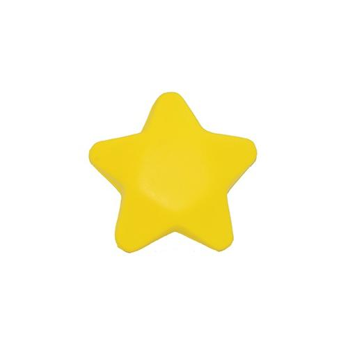 Shoplet Best SQUEEZE YELLOW STAR SCBASH12455-16 (Pack of 16)
