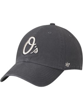 887d474aa2c Product Image Baltimore Orioles  47 Vintage Clean Up Adjustable Hat - Gray  - OSFA.