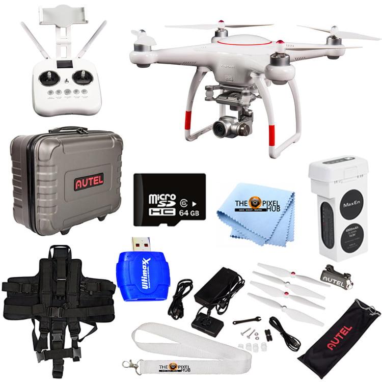 Autel Robotics X Star Premium Quadcopter W 4k Camera Drone Case