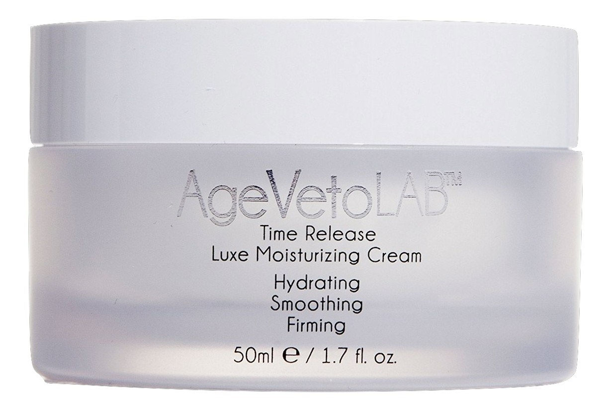 Luxe Moisturizer Cream Complex Time Release Encapsulated Anti Aging Hydrating Face Dip Hydration By Ageveto 50 Ml 17 Oz