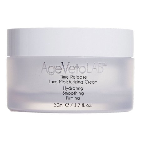 Luxe Moisturizer Cream Complex, Time Release Encapsulated Anti Aging Face Cream, Dip Hydration by AgeVeto 50 Ml (1.7 (Best Anti Aging Face Cream Reviews)