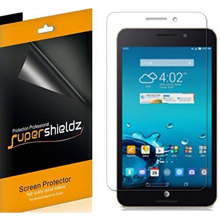 [3-Pack] Supershieldz for Asus MeMO Pad 7 LTE (AT&T) ME375CL Screen Protector, Anti-Bubble High Definition (HD) Clear Shield Asus 7 Screen