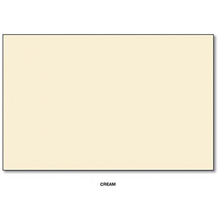 1 Case Of Color Paper Size 11 X 17 2500 Sheets Per Case Cream