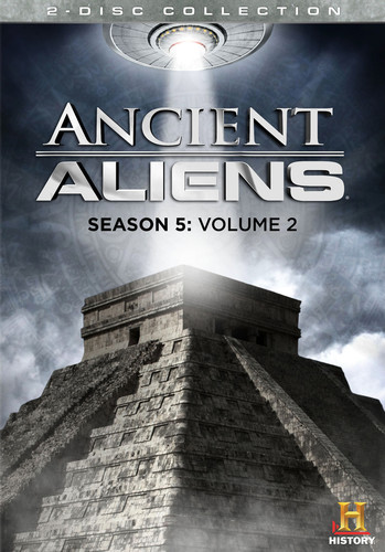 Ancient Aliens: Season 5 Volume 2 by