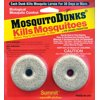Mosquito Dunks Biological mosquito control -- kills mosquitos before they are old enough to bite - 2 Pack