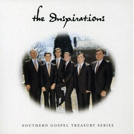 Southern Gospel Treasury: The Inspirations (CD)