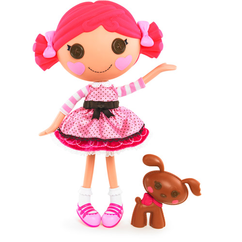 Lalaloopsy Toffee Cocoa Cuddles Doll