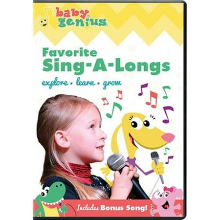 Baby Genius Favorite Sing-a-Longs (DVD)