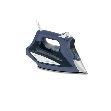 Rowenta Focus Xcel 400-Holes HD Soleplate, Blue DW5260 (Best Rowenta Irons Reviews)