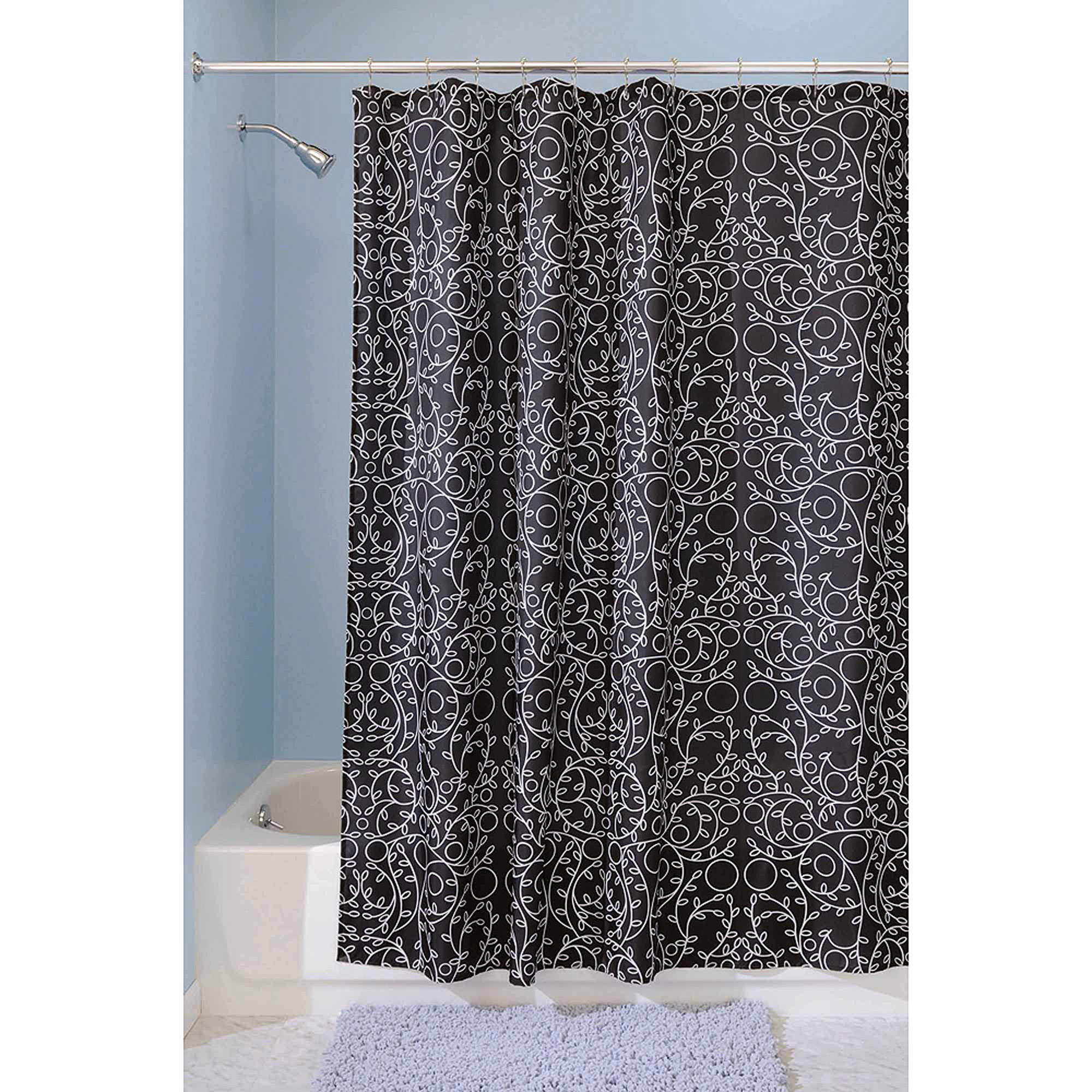 InterDesign Twigz Shower Curtain
