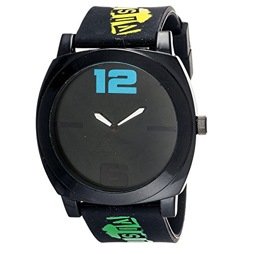 Xtreme Boys Black Vision Silicone Black Watch