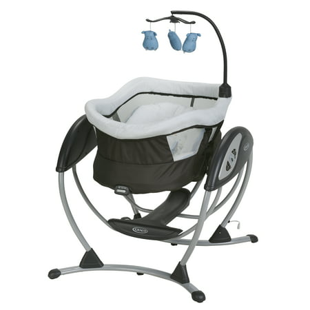 Graco DreamGlider Gliding Baby Swing and Sleeper,