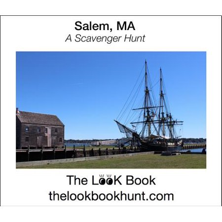 The Look Book, Salem, Ma (Ma Salem Halloween)